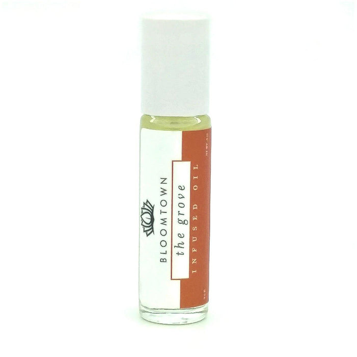 Roll-On Infused Oil Health & Beauty Bloomtown The Grove (Blood Orange & Pink Grapefruit)