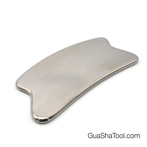 The Card Gua Sha Tool For Massage & Scraping