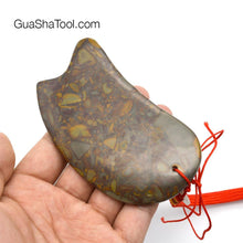 Load image into Gallery viewer, Nüwa Stone Gua Sha Massage Scraping Tool