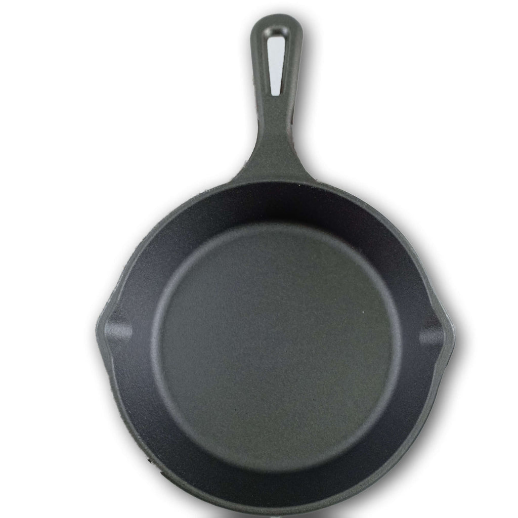 IrCas Cast Iron Round Pan, Dia 16.0 Cm, Height 3.50 Cm, Weight 1.0 Kg,DINNERWARE & COOKWARE,HyperMarketsUAE