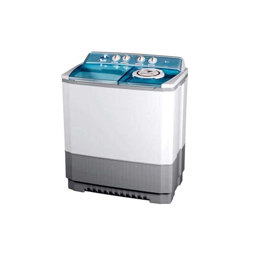 LG P1460RWN Semi Automatic Washing Machine 11kg, 1200rpm, White,ELECTRONICS,HyperMarketsUAE.