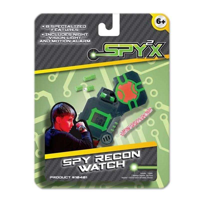SPY2X RECON WATCH / SPIONAGEUHR,novelty-gag-toys,HyperMarketsUAE