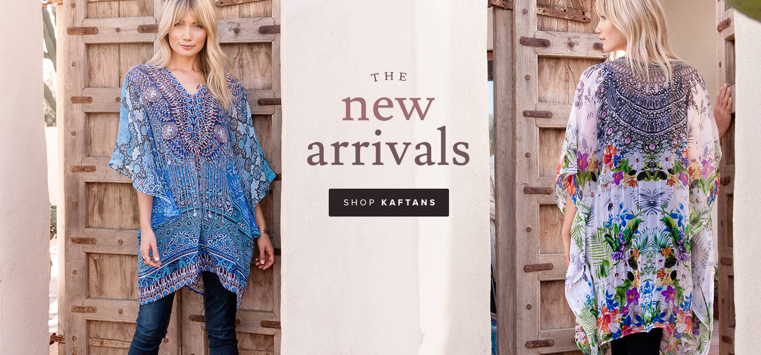 Shop NEW Kaftans
