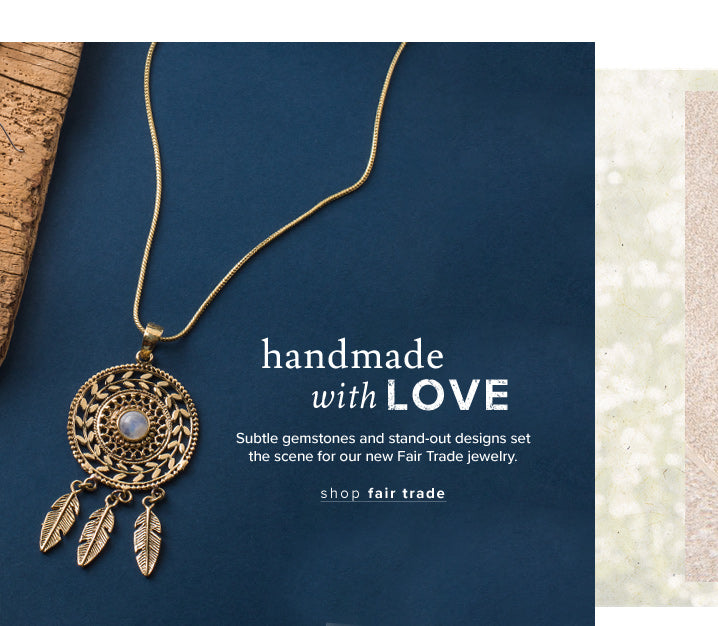 shop Fair Trade Jewelry