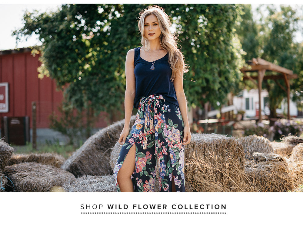 shop Wild Flower Collection