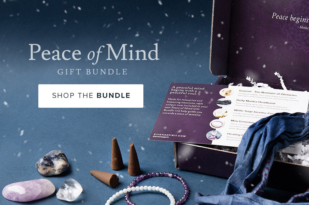 shop Peace of Mind Bundle