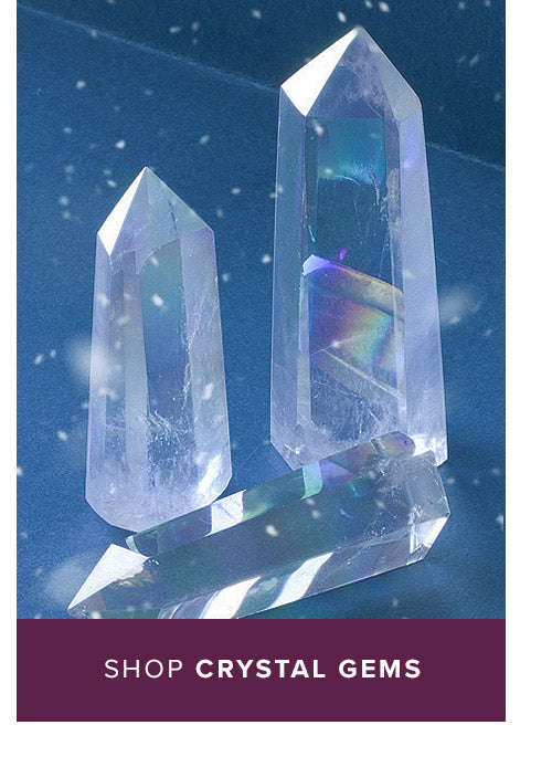 shop Crystal Gemstones