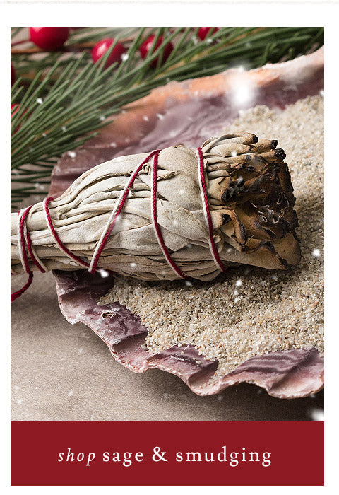 shop Sage and Smudging