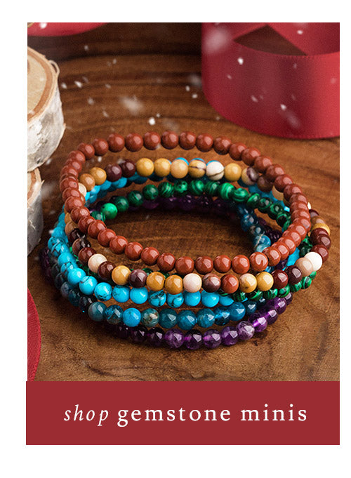 shop Gemstone Minis