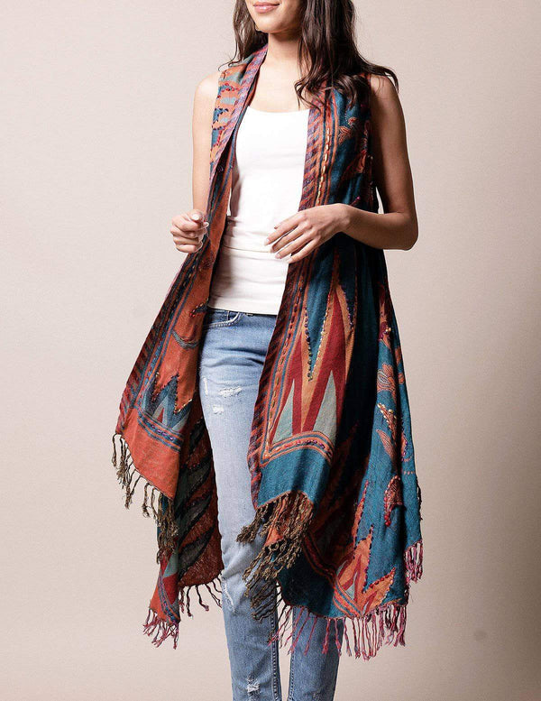 3-in-1 Maya Wrap - Teal