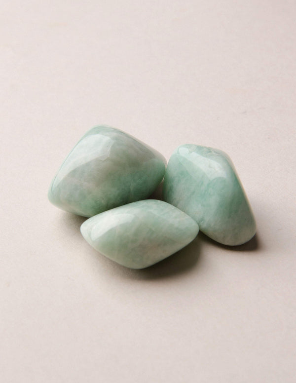Amazonite Pocket Stones - Set of 3
