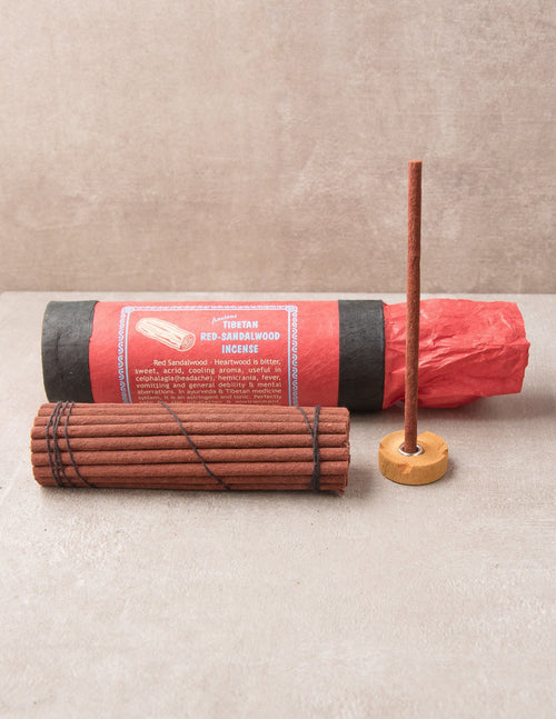 Ancient Himalayan Incense - Red Sandalwood