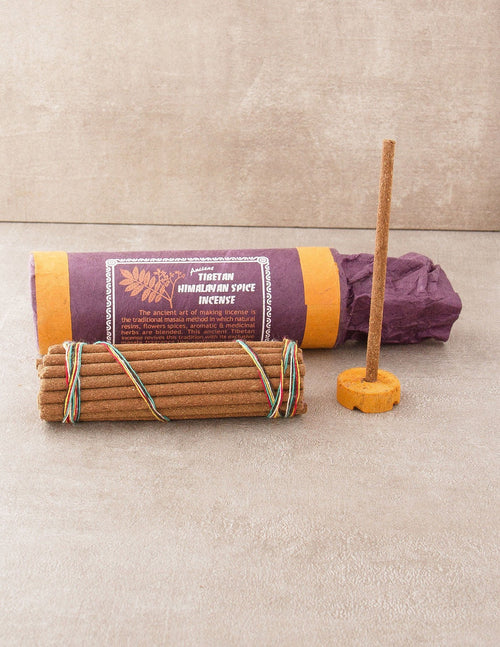 Ancient Himalayan Spice Incense