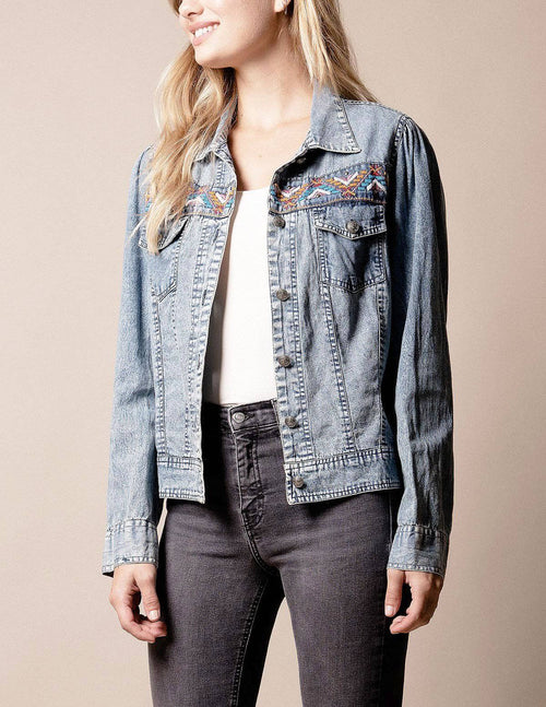 Elena Denim Jacket