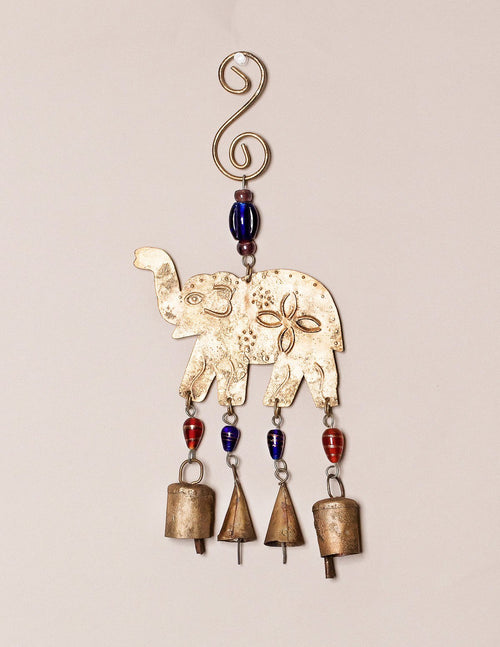 Elephant Bells and Beads