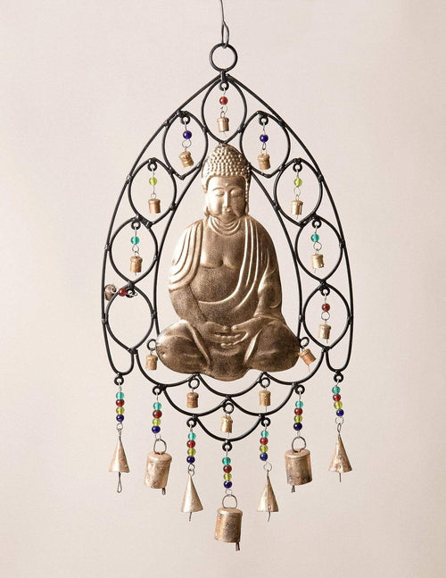 Enlightened Buddha Wind Chime