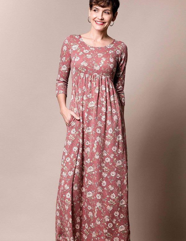 Everly Soft-Touch Maxi Dress