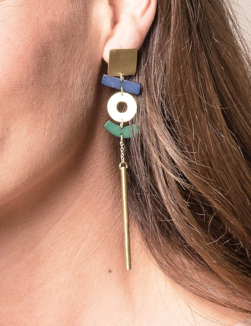 Fair Trade Attract Earrings