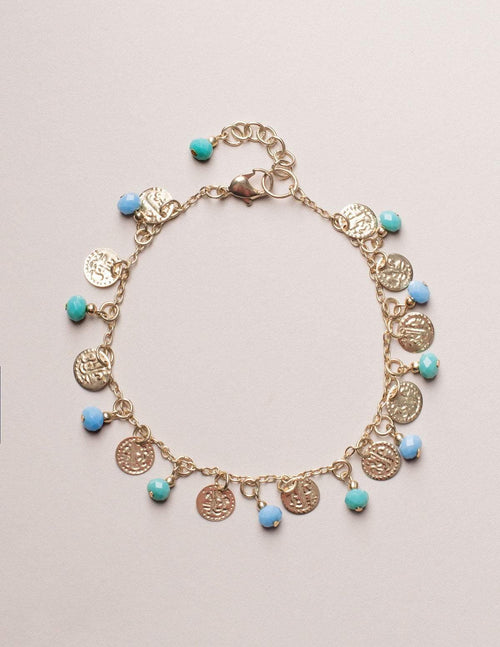 Fair Trade Charm Anklet