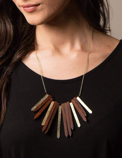 Fair Trade Concerto Necklace