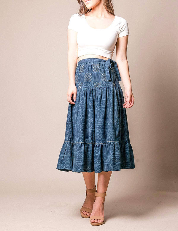 Fair Trade Dakota Skirt