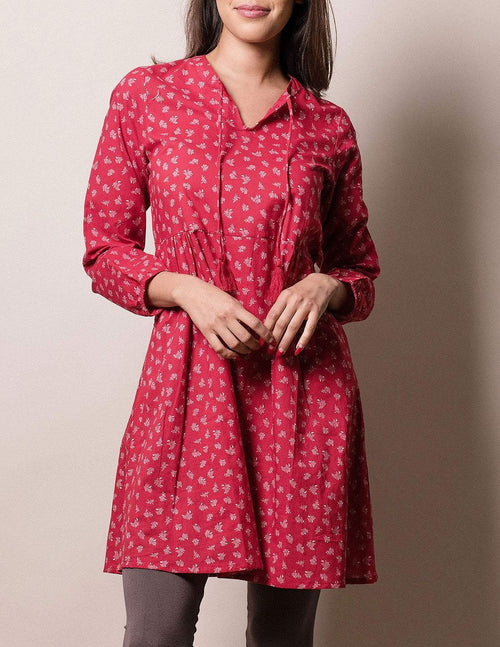 Fair Trade Miranda Tunic Dress