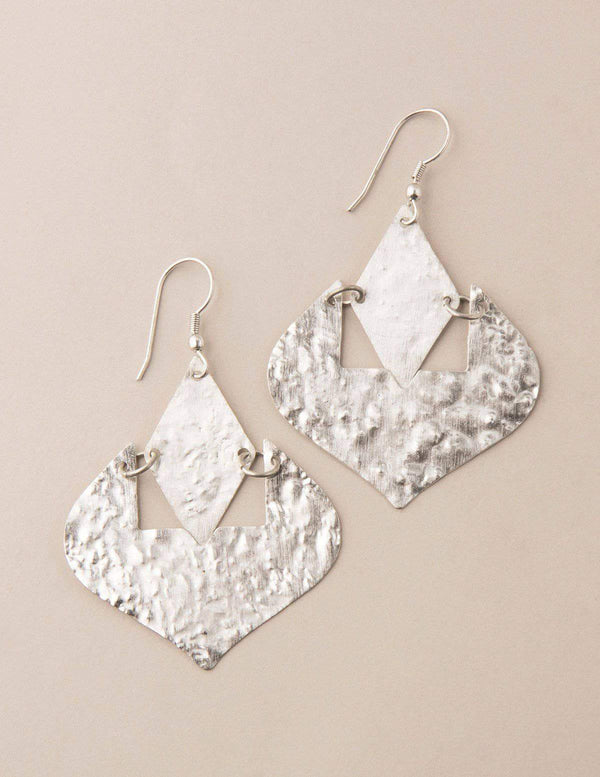 Fair Trade Moroccan Moonlight Earrings