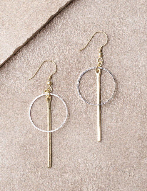 Fair Trade Ray of Light Earrings