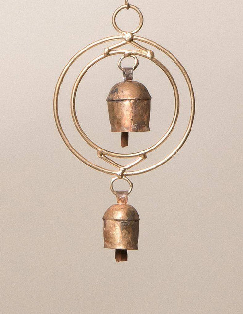 Fair Trade Rustic Bell Chime