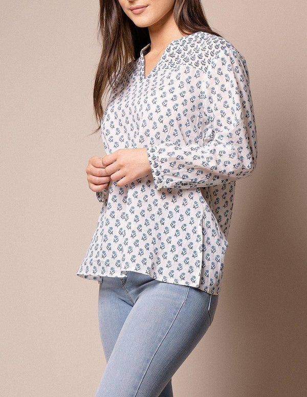 Fair Trade Sashi Tunic Top