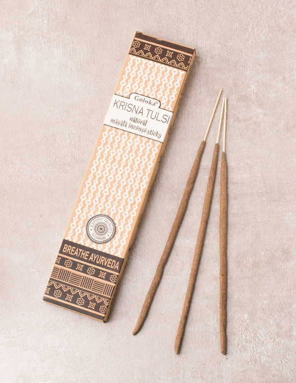 Goloka Breathe Ayurveda Incense