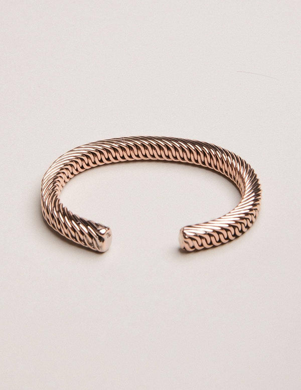 Handmade Artisan Copper Bangle