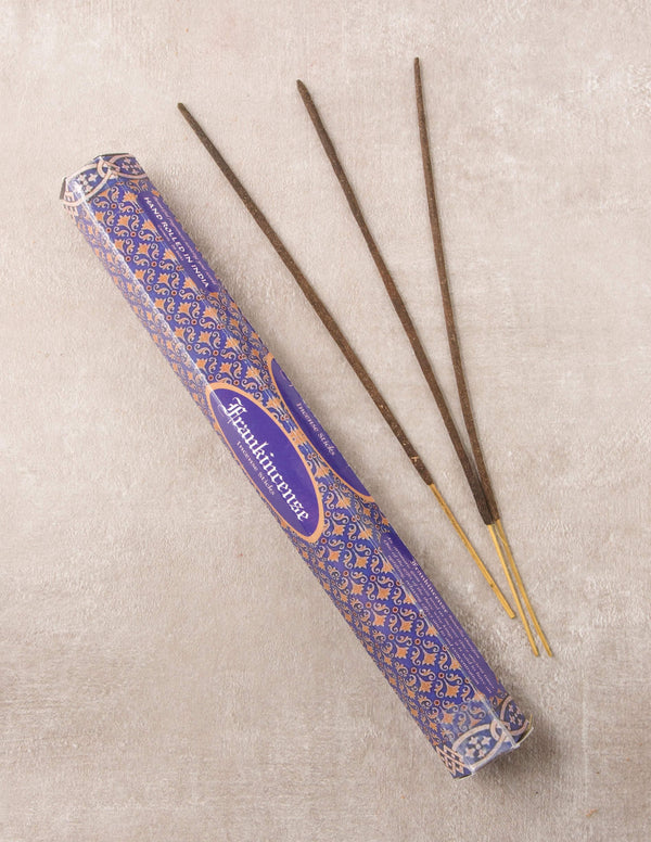 Kamini Hand Rolled Incense - Frankincense