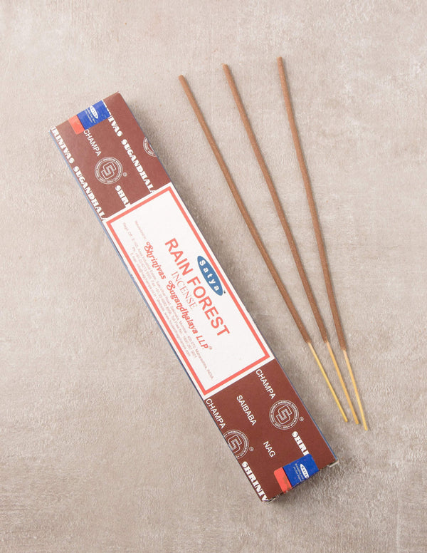 Satya Rain Forest Incense