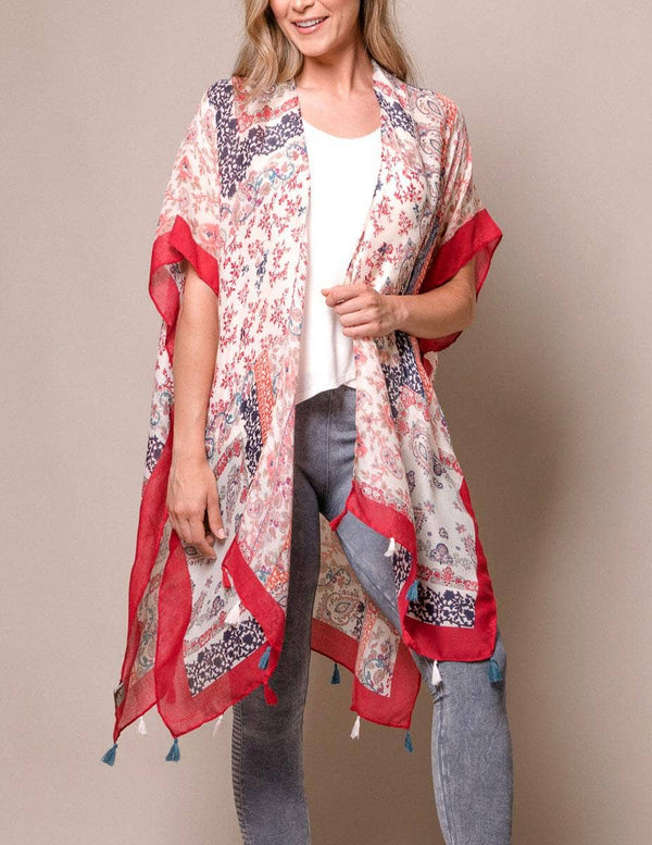 Sonali Wrap - Ruby