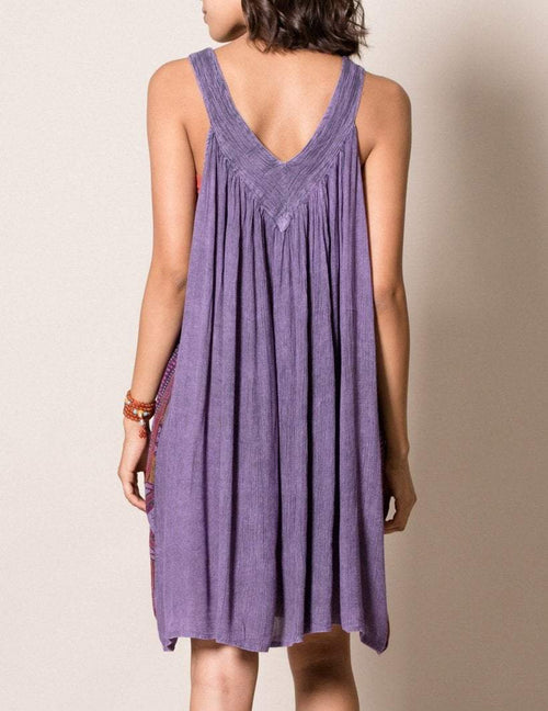 Soul of the Sea Dress - Lilac