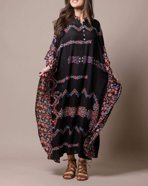 Zahara Kaftan Dress