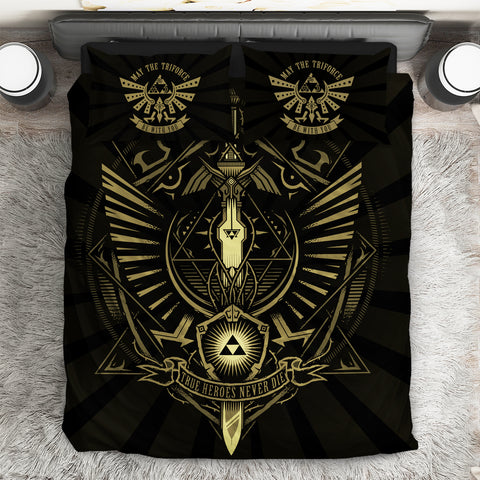 Zelda Sword Bedding Set