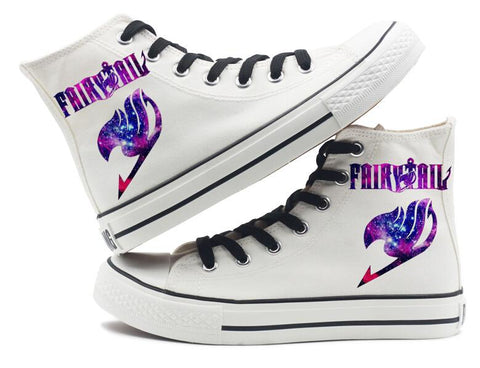 Anime  Fairy Tail Cosplay Shoes