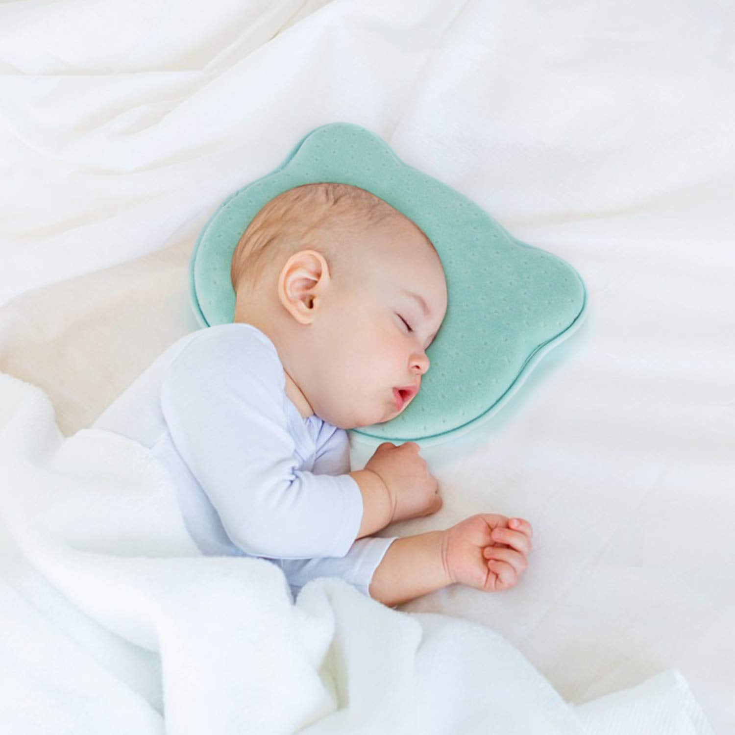Newborn Baby Head Shaping Pillow