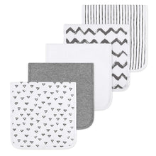 Load image into Gallery viewer, Baby Burp Cloths- 5 Packs