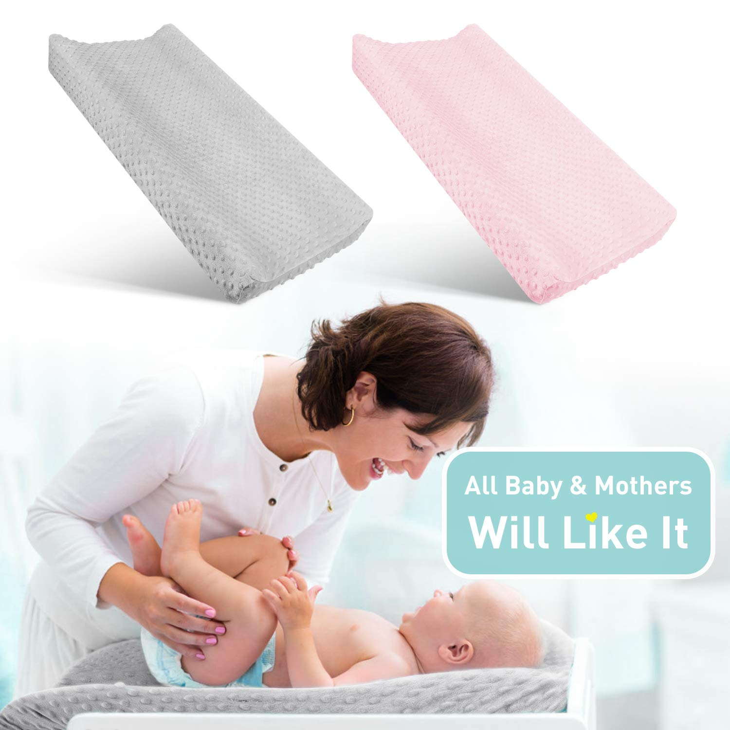 Changing Pad Covers for Baby Girls