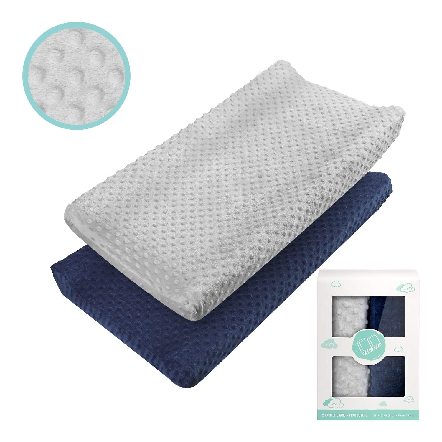 Changing Pad Cover for Girls & Boys