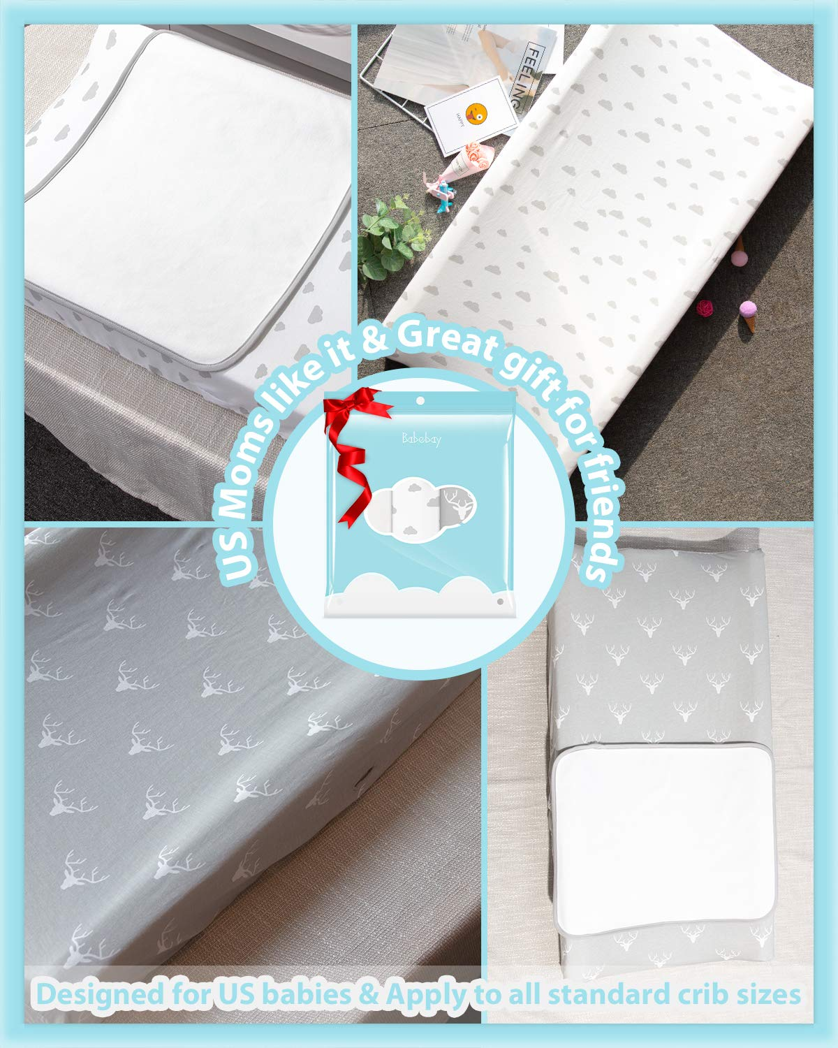 Changing Pad Covers + Changing Pad Liners