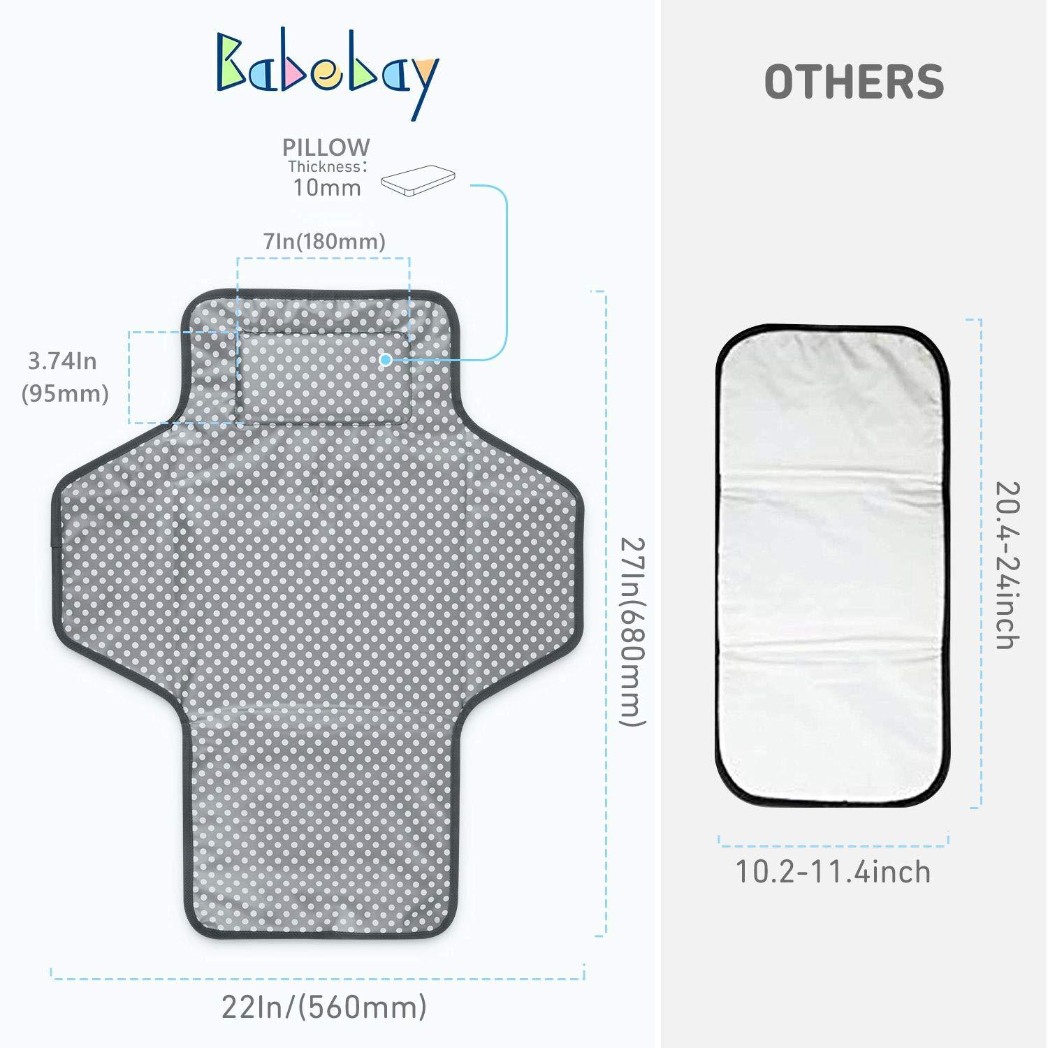 Portable Baby Changing Pad
