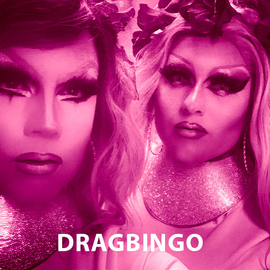 Dirty Girls DragBingo (Fredag 3. september 2021 kl 21.30 - Dyreparken)
