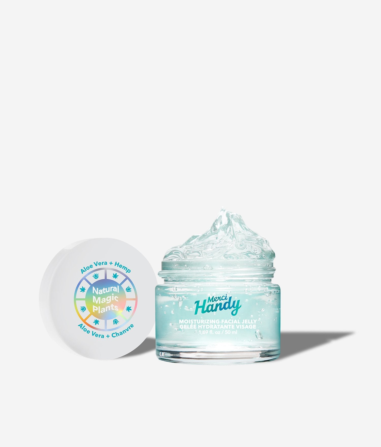 Magic Plants Moisturizing Face Jelly