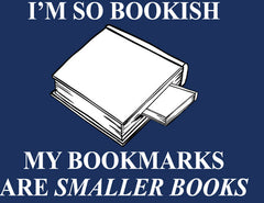 Bookish shirt