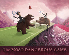 The Most Dangerous Game - Desktop Wallpaper Pack