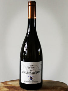 V. & S. Perraud - Clos des Choffardières 2014 (vitt/white) : Savoring Shimmering Light (few bottles left)